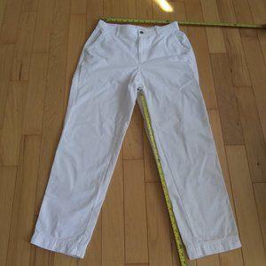 Liz Claiborne Lizwear jeans petite 10 white